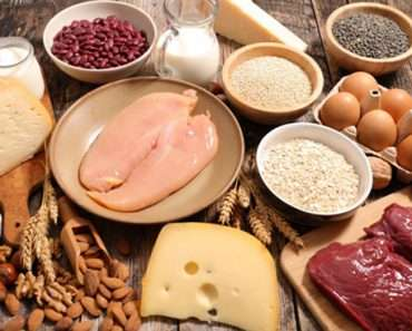Alimentos Ricos em Proteínas e Carboidratos