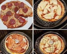 Pizza na Airfryer