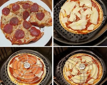 Pizza na Airfryer