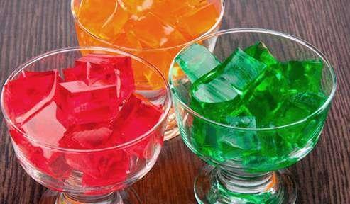 gelatina Kefir de Agua Receitas