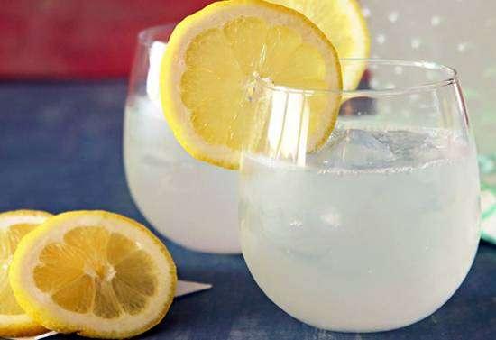lemonada Kefir de Agua Receitas