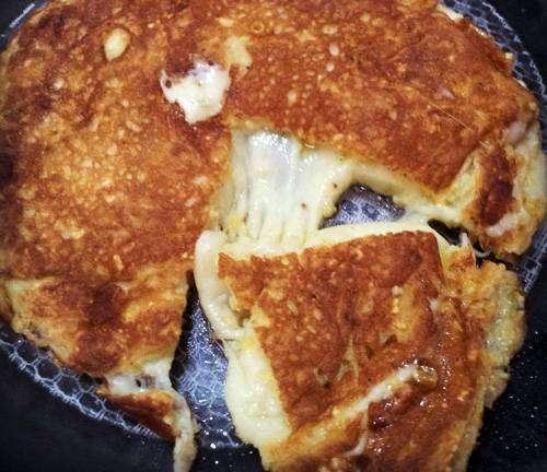 Torta Fit Sem Farinha
