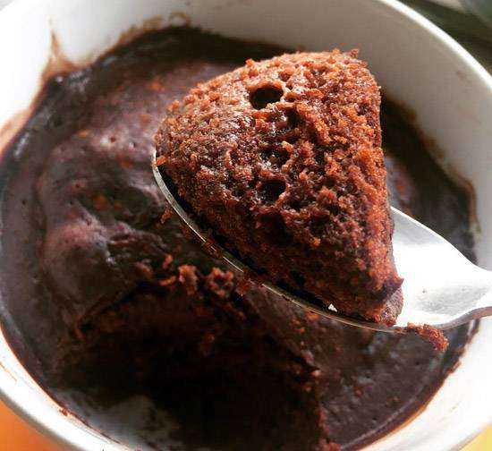 44-4 Bolo de Chocolate Fit - Que Não Engorda