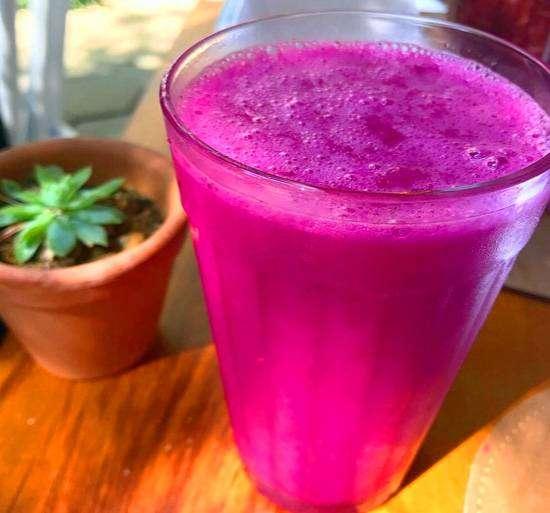 Caipirinha de Pitaya - Um Drink Funcional