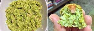 Bolinho de Brócolis Low Carb