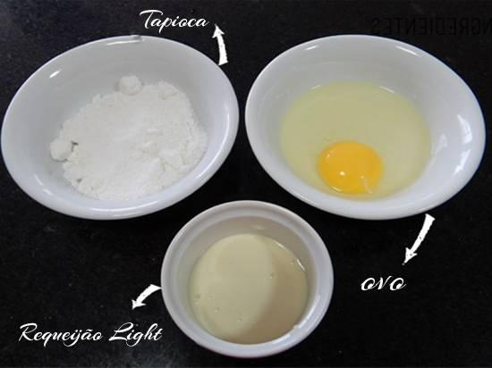 66-2 Pão de Queijo Fit com Tapioca