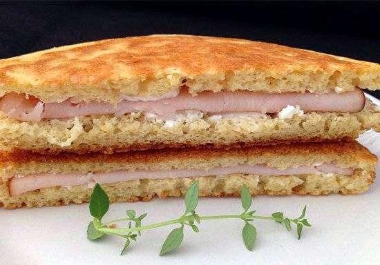 88-1 Pão com Farinha de Arroz e Fermento Biológico