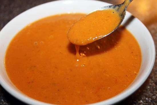 88 Sopa de Tomate Low Carb