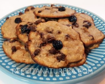 Cookies de Banana Fit