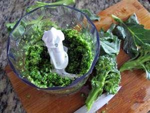 MEUNIERE-001 Bolinho de Brócolis Low Carb
