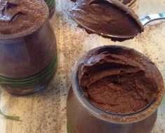 Mousse de Chocolate Fit - Que Não Engorda