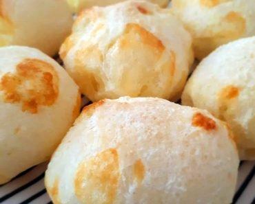 Pão de Queijo Fit com Tapioca