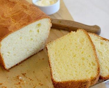 Pão com Farinha de Arroz e Fermento Biologico