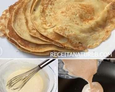 Panqueca Vegana
