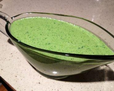 Molho para Salada Crua