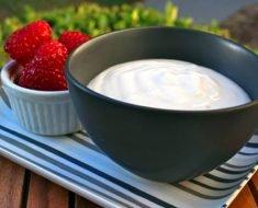 Receita de Iogurte Low Carb