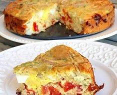 Torta Portuguesa Low Carb
