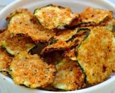 Chips de Berinjela