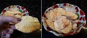 02-6 Chips de Batata Doce na Airfryer