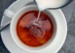 22-1 Chá de Camomila com Leite