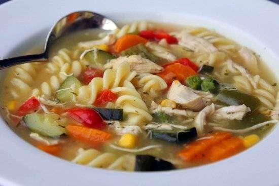 Sopa de Legumes na Panela de Pressão