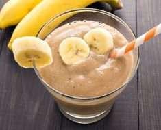 Receita de Café com Banana