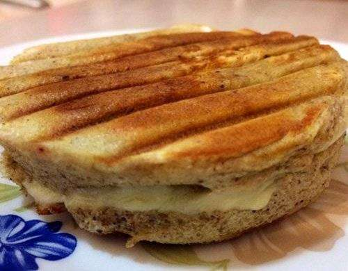01-1 Pão de Grão de Bico Sem Farinha de Trigo