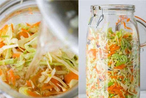 01-22 Salada de Repolho com Cenoura