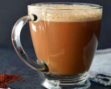 Cafe com Óleo de Coco
