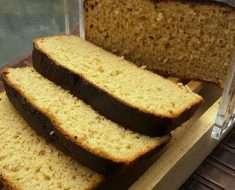Pão Vegano na Airfryer