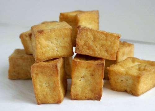 Como Fazer Tofu Frito