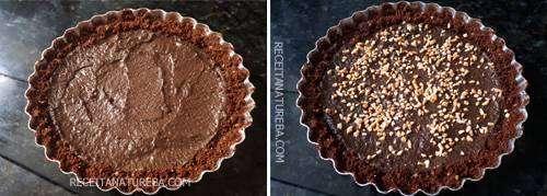 Torta Fit de Chocolate