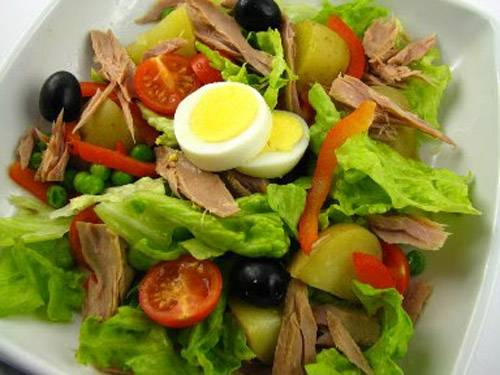 11-3 Salada de Abacate