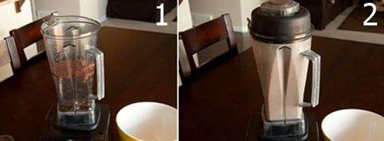 11 Leite de Linhaça Caseiro