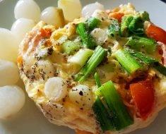 Como Fazer Omelete no Microondas