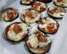 Pizza de Berinjela Low Carb