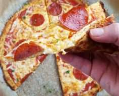 Pizza Sem Carboidrato Low Carb