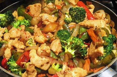00-1 Carne com Legumes na Panela de Pressão