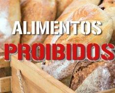 Low Carb Alimentos Proibidos