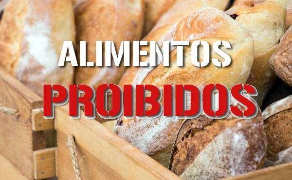 00-2 Low Carb Alimentos Proibidos