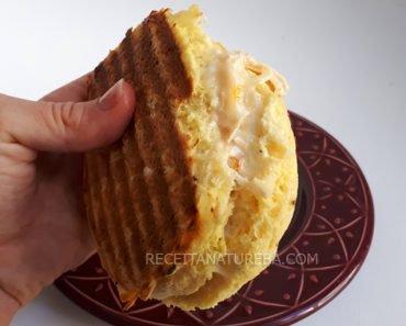 Pão de Microondas Rápido