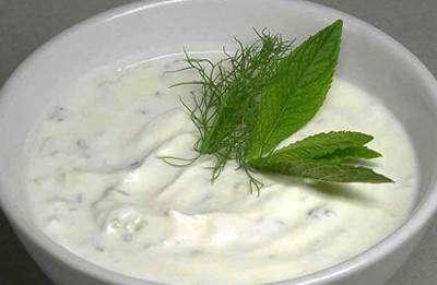 Gelatina com Iogurte Natural