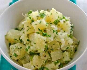 Salada de Mandioca