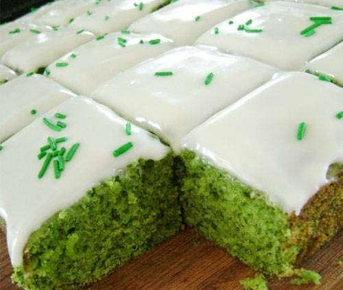 spinachcake2 Bolo Low Carb de Cacau
