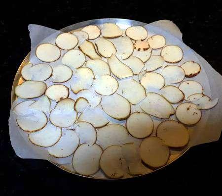 Chips de Inhame1