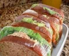 Patê de Frango Simples Para Sanduíche Natural
