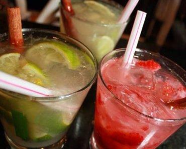 Caipirinha Sem Álcool