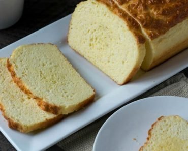 Pão de Forma Low Carb