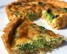 Quiche Low Carb Fácil