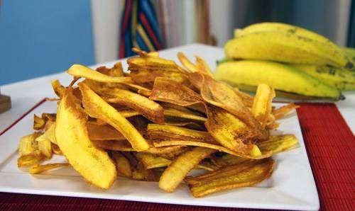 55 Bolinho de Banana Assado